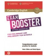 Exam Booster for PET and PET for schools